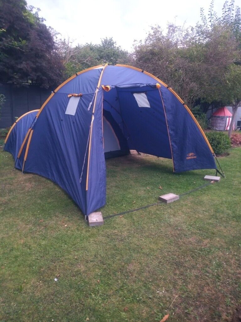 Challenge 4 man tent | in Rochester, Kent | Gumtree