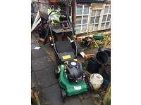 99cc petrol Lawnmower