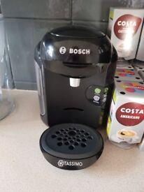**NEW** Tassimo coffee machine.