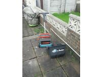 Black and decker lawn racker