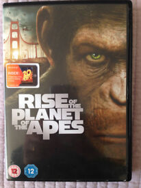 DVD Rise of the Planet of the Apes