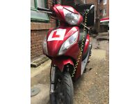 Honda Vision 110cc Red,LOW MILAGE