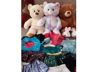 Build a bear plus outfits