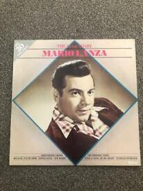 The Legendary Mario Lanza LP