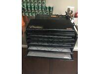 Excalibur FOOD DEHYDRATOR: 5 tray with timer model. NEARLY NEW