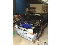 Renault 5 gt turbo (huge spec)
