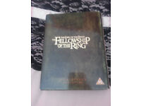 Lord of the Rings - FellowShip of the Ring Special Extended DVD
