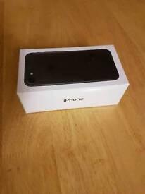 IPhone 7 128gb Black Unlocked