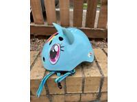 My little pony helmet