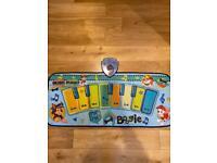 Paw patrol musical play mat