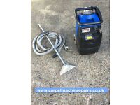 Ashbys sensei carpet cleaning machine,very little used, 6m warranty,