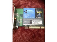 LINKSYS WMP54GS WIRELESS-G 2.4 GHz PCI ADAPTER