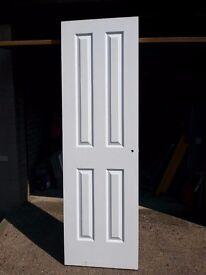 Solid Wood Fire Door .