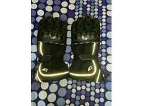 Black gloves size xxl new