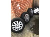 Vauxhall viario sportive wheels and tyres excellent condotion