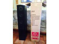 Model AER 3 way speaker system