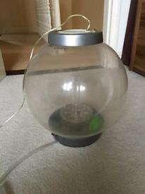 BiOrb 30litre silver cold water fishtank