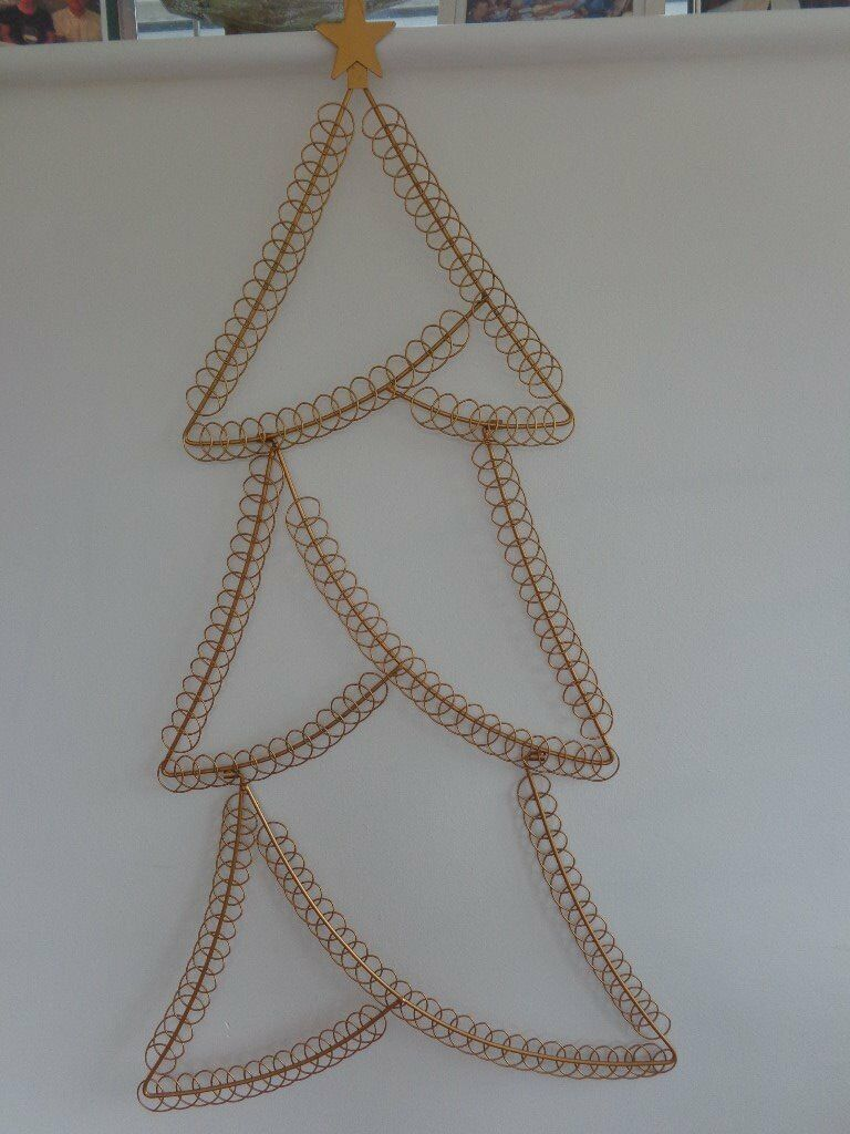 FROM NEXT, WITH BOX, CHRISTMAS TREE CARD HOLDER FOR OVER A DOOR | in ...