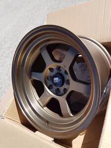 15 inch wheel special , MSt WHEEL 4X100 15X7 15X7.5 15X8