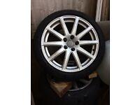 Audi tts alloy wheels