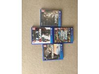 PS4 GAMES SWAP FOR PS3