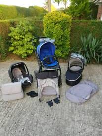 Oyster 2complete travel system