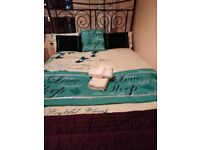 SHORT TERM LET A BEAUTIFUL DOUBLE ROOM IS AVAILABLE TO RENT NOW