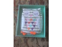 Owl lavender heat pack new in box