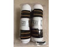 MTX Taekwondo TKD Forearm Protectors WTF - Size Large - NEW
