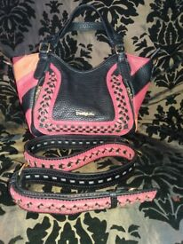 Desigual Handbag with Detachable Strap
