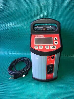 Ametek Jofra Mtc-140a Dry Block Temperature Calibrator