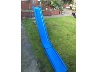 Kids Slide .TP Rapide Slide Set with Extension.TP is top quality made from galvanised Steel frame