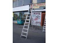 Stephens & Carter Clima 9 Steps 3 Metre Large Step Ladder