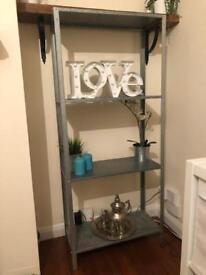 Aluminum Display shelves