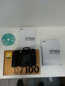 NIkon D7100 HDSLR Camera.We sell Used Cameras and Accessories.(#32594) JE619474