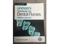 Levisons textbook for dental nurse