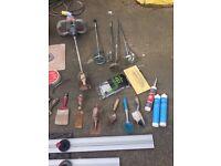 Tecmix Mixer Drill (Portable Transformer also available)