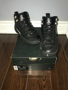 "Air Jordan 12 Retro ""the Master"" - Youth Size 5/Women's 7"