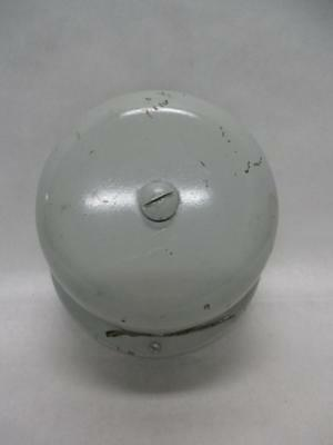 Simplex 4017-63 Gray Painted Bell 4v 5060 Cyc. 1.5a 6.0watts