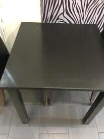 Wooden tables in good condition