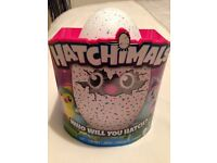 Hatchimal Teal egg £75