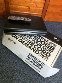 Sky plus hd box for sale