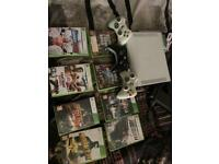 Xbox 360 250gb console bundle 8 games 3 pads not PlayStation ps4 ps3 one