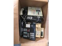 BT Meridian office phone system