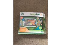 Leap frog leap pad 3 in box hardly used
