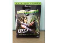Bear Grylls - BORN SURVIVOR - Jungle Endurance - Father's Day?