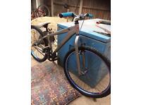 Custom junpbike