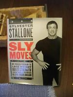 BOOK - SLY MOVES by Sylvester Stallone