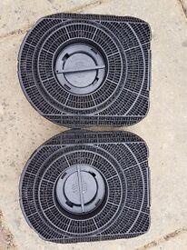 AEG Cooker Hood 825D-M DL7275-M9 HL7275-M HL7275-M/GB Charcoal Carbon Filter