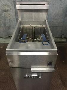 Commercial Electric Fryer - Imperial - iFoodEquipment.ca